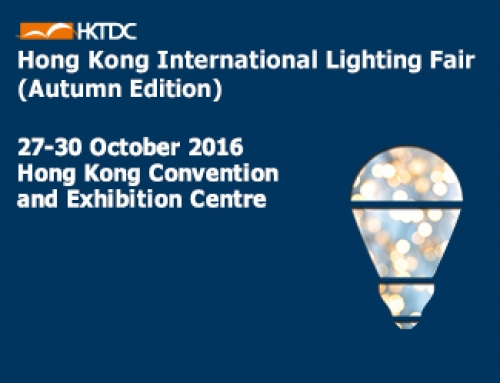Hong Kong International Lighting Fair (Autumn Edition) 2016